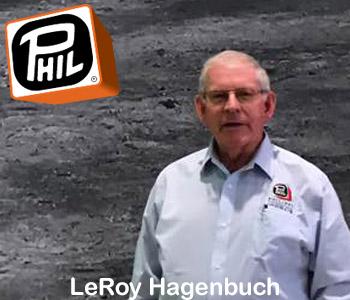 LeRoy Hagenbuch - Phil - US Inventor