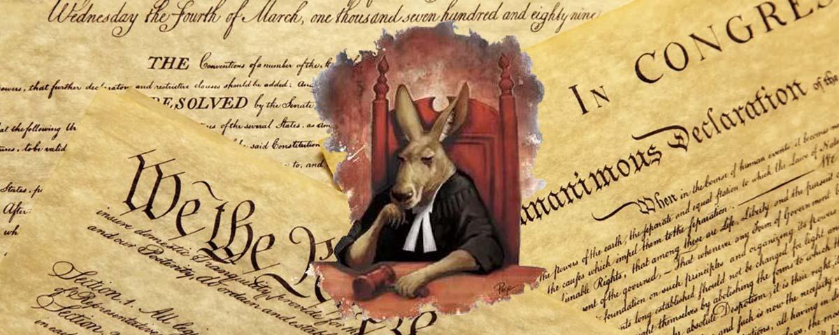 Life Liberty Pursuit Kangaroo Court