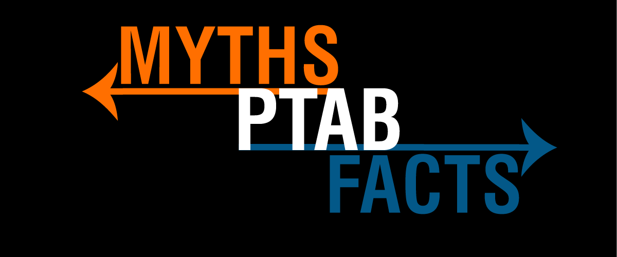 PTAB Myths and Facts - US Inventor