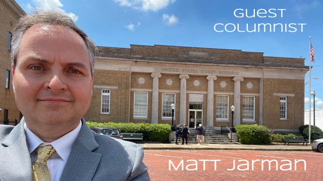 Matt Jarman - US Inventor Guest Columnist