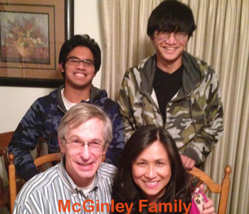 Jim and Valerie McGinley and family - Voltstar
