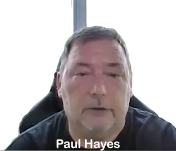 Paul Hayes - Electrical Power Metering System - US Inventor