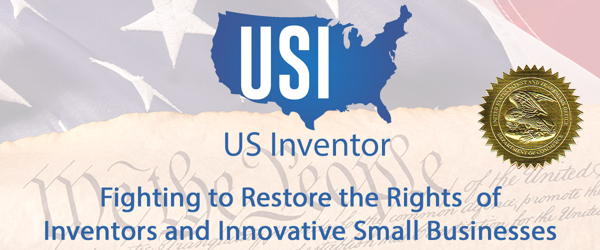 USI Fighting to Restore Inventor Rights