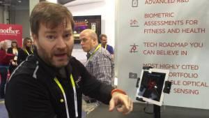 Valencell HRV Gaming Demo - Dr Steve LeBoeuf