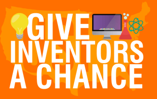 USPTO - Give Inventors A Chance - US Inventor