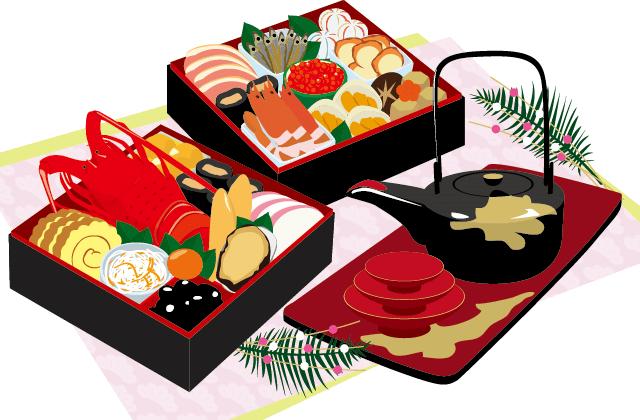 お正月をみんなで楽しむ料理でおもてなしをするならやっぱりおせち?