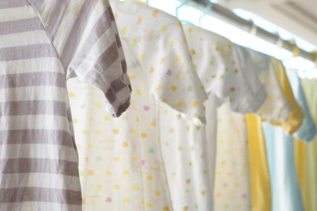 気になったらすぐにチェック!新生児の服を洗濯するなら、この方法で
