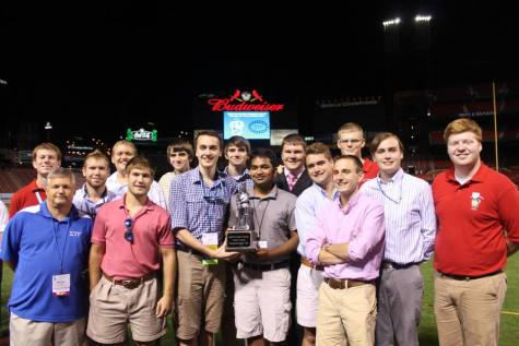 USI fraternity wins national award