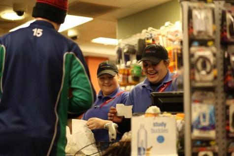 C-Store worker requests SGA's help