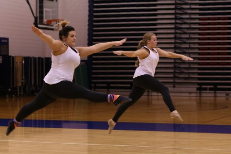 'Come together': Dance team combines multiple styles, heads to nationals