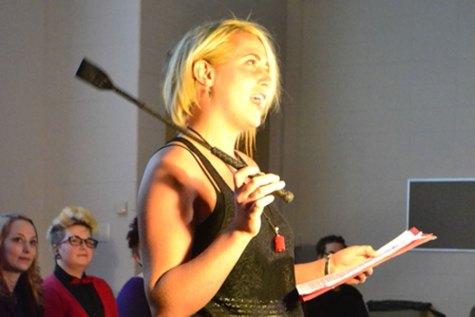 'Vagina Monologues' seek justice