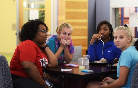 USI community collaborates at playwriting workshop