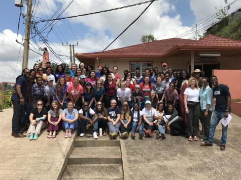 Class offers opportunities in service, travel