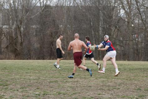 SLIDESHOW: USI Women's Ultimate Frisbee