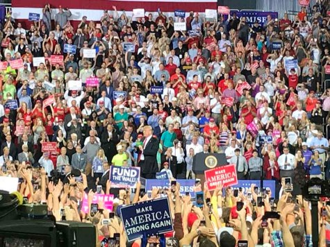 RECAP: President Trump visits Evansville