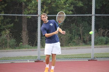 Men's tennis 'hungry' for season start