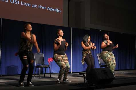 USI Live at the Apollo