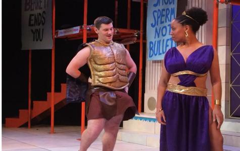 Theatre Review: 'Shoot sperm not bullets'