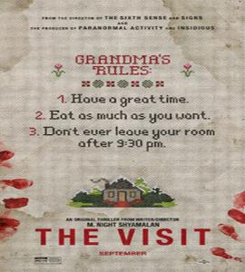 Five nights at Granny's: The Visit delivers