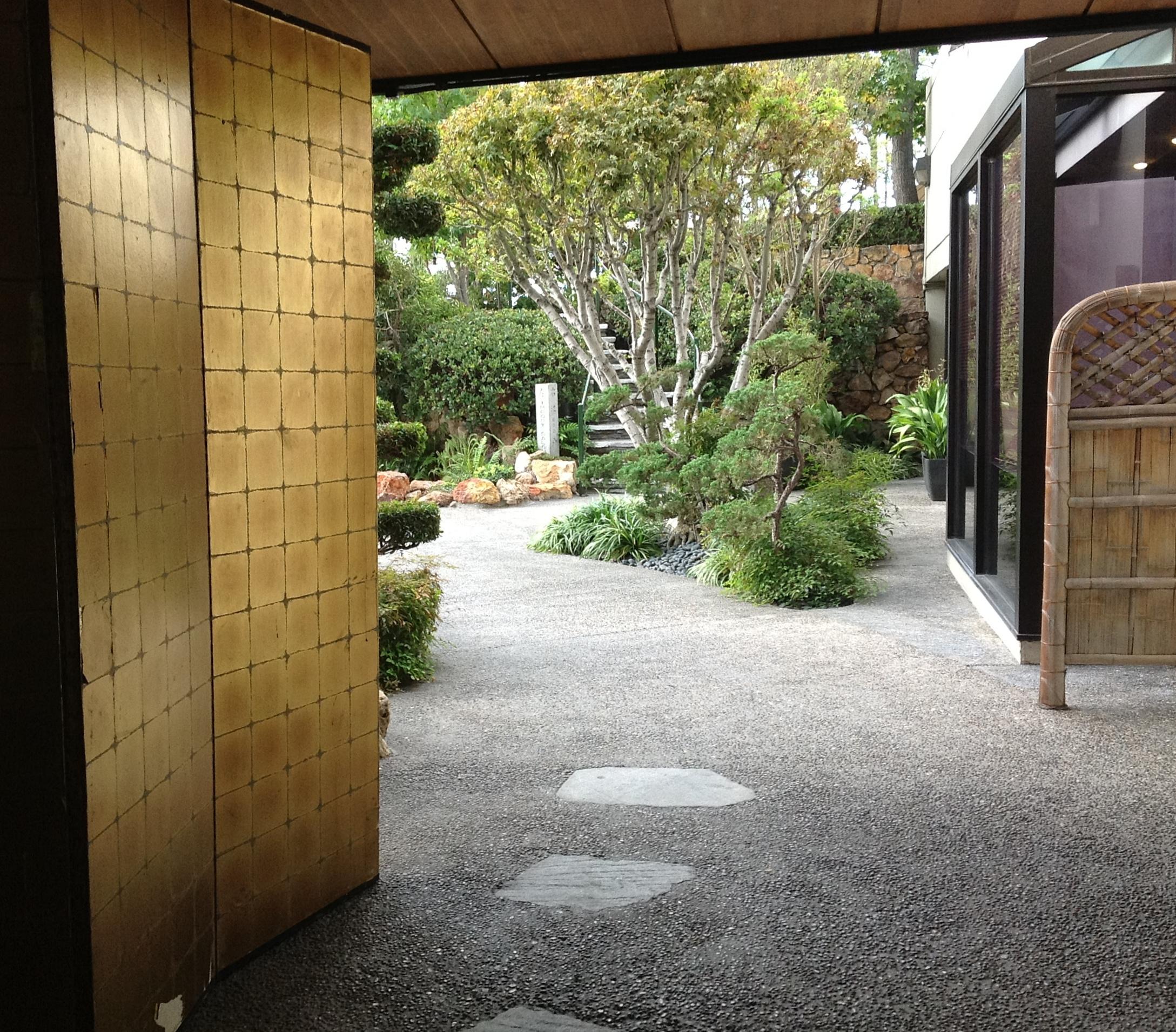Lodging  US Japanese Gardens