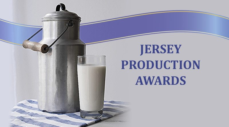 Jersey Production Achievements Honored in Iowa