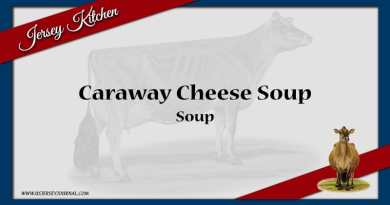 Caraway Cheese Soup