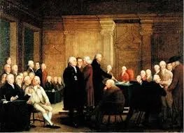 Constitution and the Distribution of Power Part I: Forming the Constitution