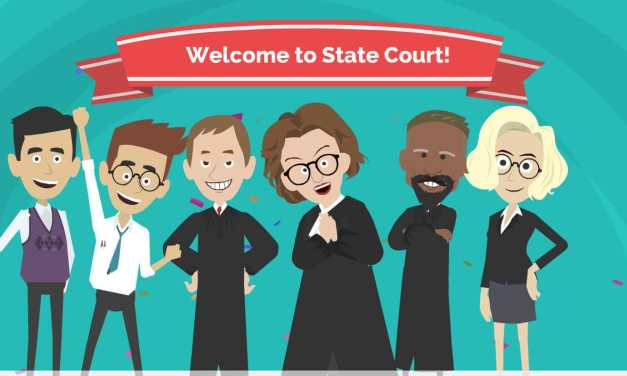 Introduction to Federal & State Court Systems Part II: Jurisdiction