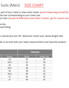 Similiar mens suit jacket size chart keywords also ibovnathandedecker rh