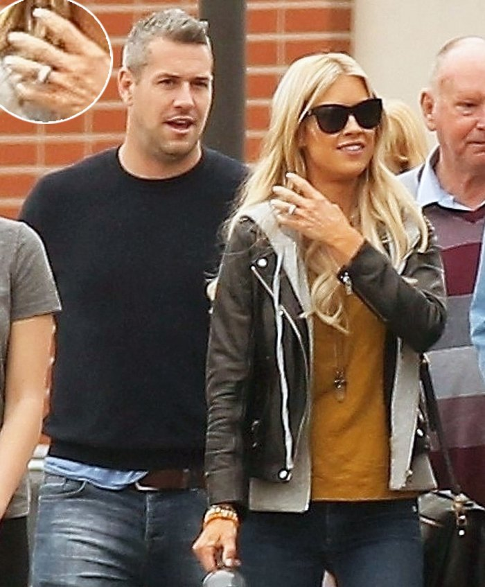 Christina El Moussa Shows Off Ant Anstead Wedding Ring: Photo