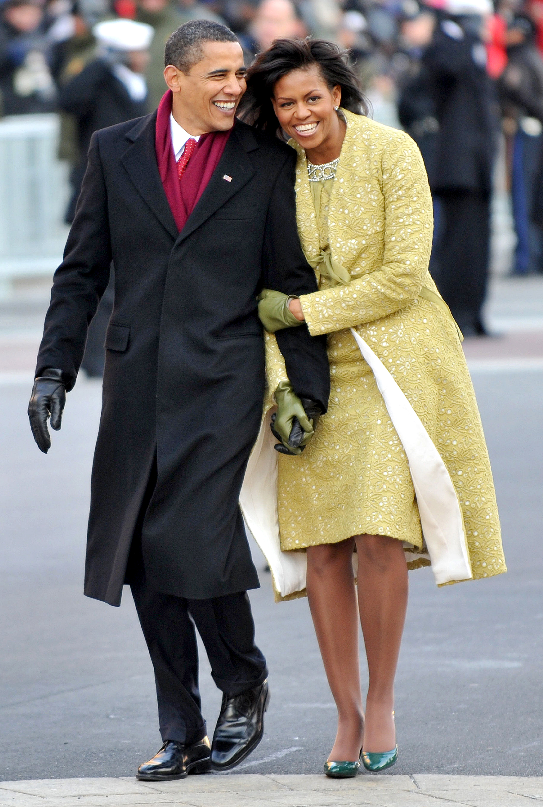 Michelle Obama Penis : michelle, obama, penis, Barack, Obama, Michelle, Obama's, Relationship, Timeline