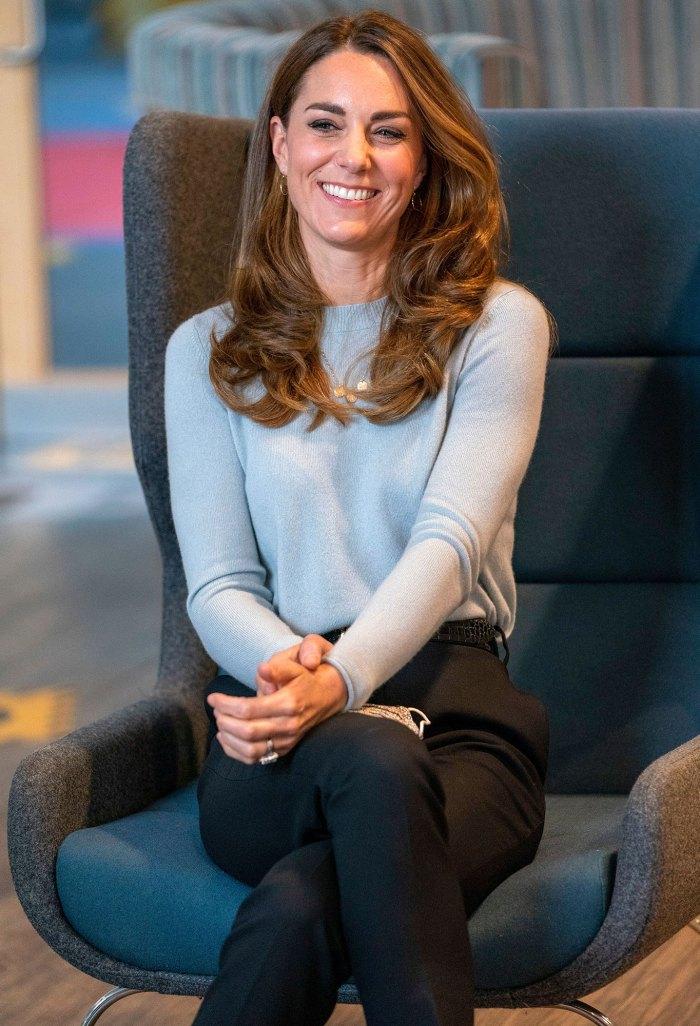 Kate Middleton Duchess Of Cambridge : middleton, duchess, cambridge, Duchess, Takes, Inside, Kensington, Palace, Home: