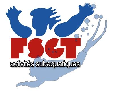 Logo FSGT plongée