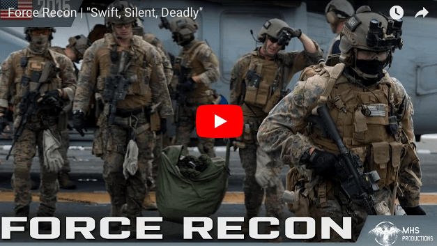 Force Recon – Swift, Silent, Deadly