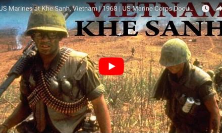 US Marines at Khe Sanh, Vietnam | 1968