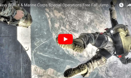 USMC & SEALs Special Ops Freefall Jump