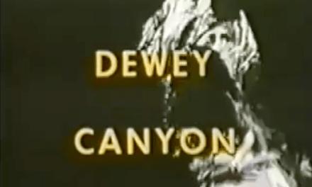Marine Corps Operation Dewey Canyon Vietnam 1969
