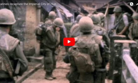 Marines recapture the Imperial City of Hue