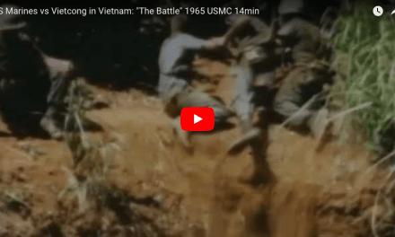 "US Marines vs Vietcong in Vietnam: ""The Battle"" 1965"