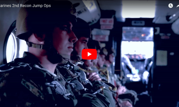 Airborne Marines – 2nd Recon Jump Ops