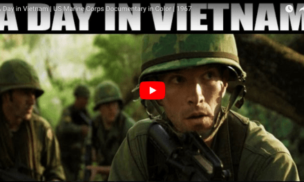A Day in Vietnam | US Marine Corps Documentary in Color | 1967