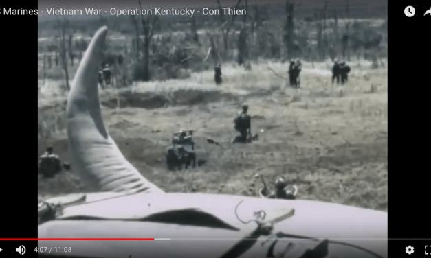 US Marines in Vietnam – Operation Kentucky
