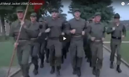 Full Metal Jacket USMC Cadences – Classic