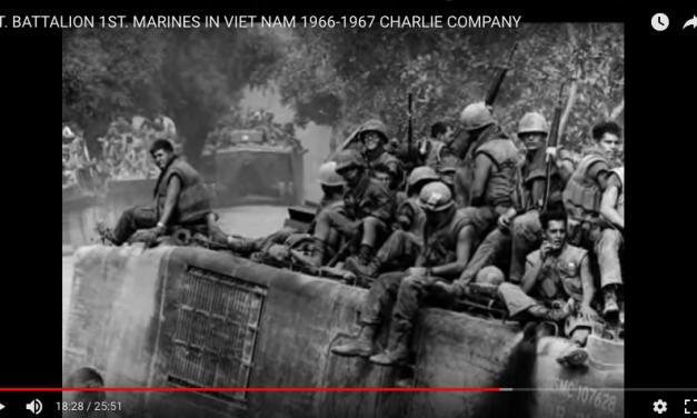1ST Battalion 1ST Marines in NAM