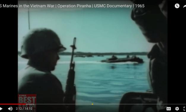 US Marines in the Vietnam | Operation Piranha | USMC Documentary
