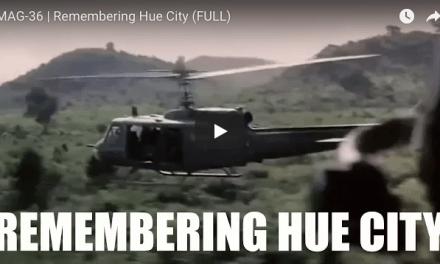 Remembering Hue City