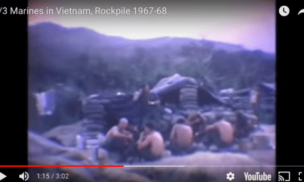 3/3 Marines in Vietnam, Rockpile