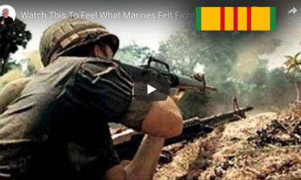 US Marines Fighting in Vietnam