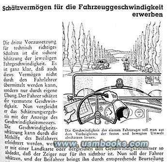 1943 NSKK Military Traffic Manual