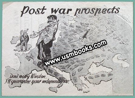 Nazi Propaganda Leaflets In ENGLISH Page 3